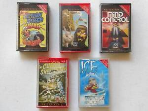 🕹️ MASTERTRONIC GAMES - for Commodore 64
