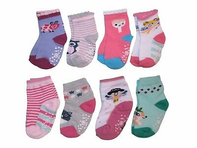 Söckchen Mädchen (0-24 Monate Babysocken Set Baby Mädchen Socken Söckchen Strümpfe M1/2)