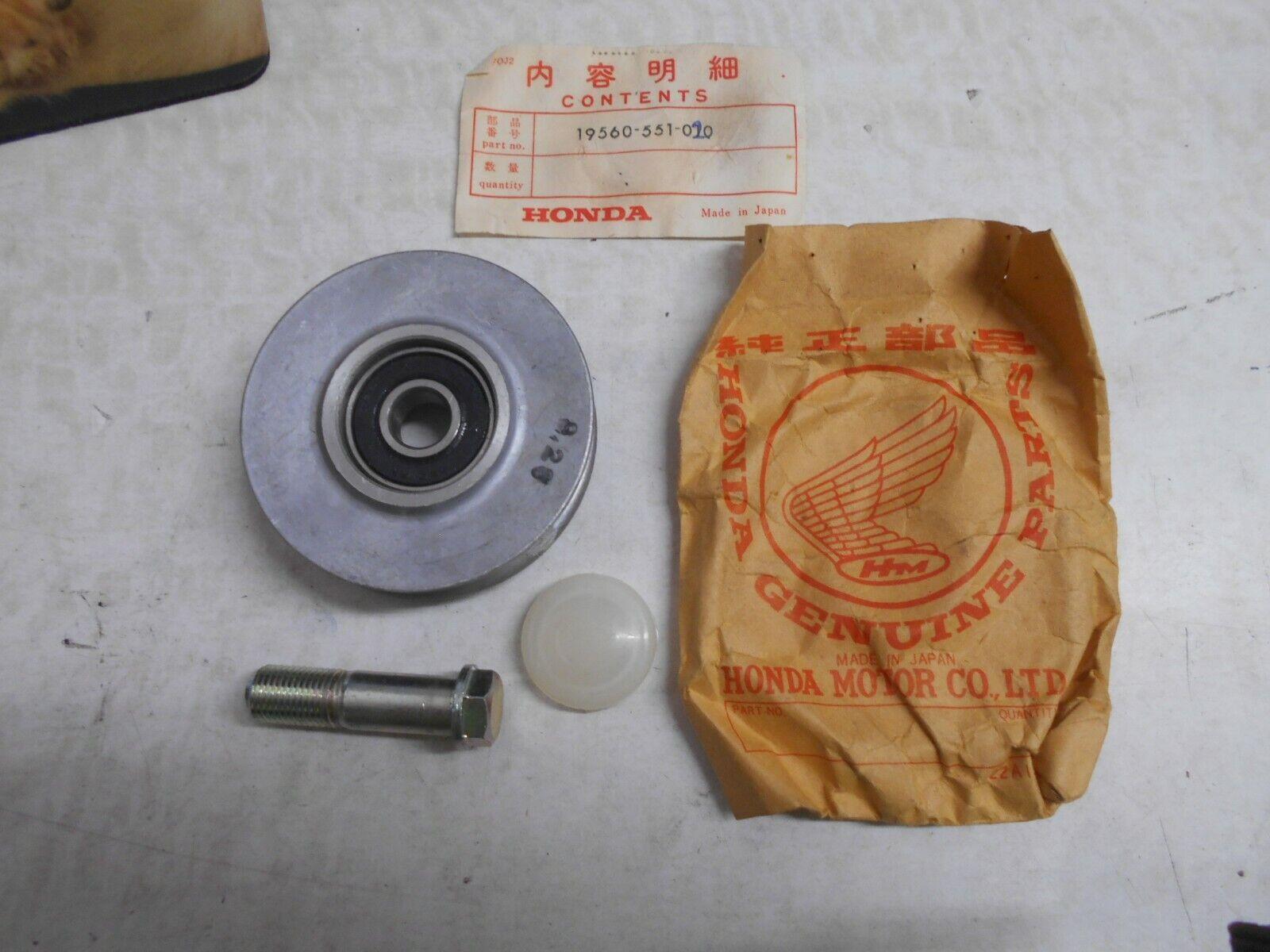 Car Parts - GENUINE HONDA CAR PARTS PULLEY SET A360 A600 LN360 N360 N600 19560-551-010