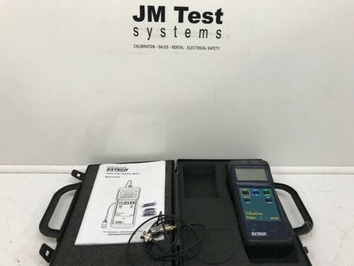 Extech Vibration Meter 407860 BR