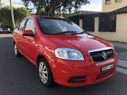 2007 Holden barina TK auto low kms 10months rego  Liverpool Liverpool Area Preview