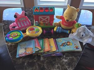 Children's toy lot
