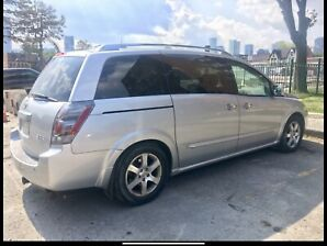 Nissan Quest 3.5 SE FULLY LOADED!!!