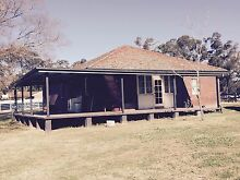 DECK 75 SQUARE METRES MERBAU WITH COLORBOND ROOF Oakville Hawkesbury Area Preview