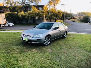 Honda Accord  4cyl Automatic 6 months Rego and Roadworthy Holland Park West Brisbane South West Preview