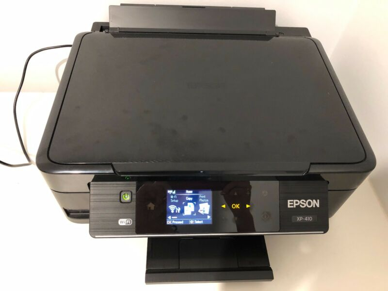 15 Printer Scans But Doesnt Print Selling It For Spare Parts