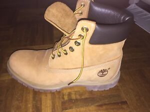 USED TIMBERLAND BOOTS SIZE 9 $25 OBO