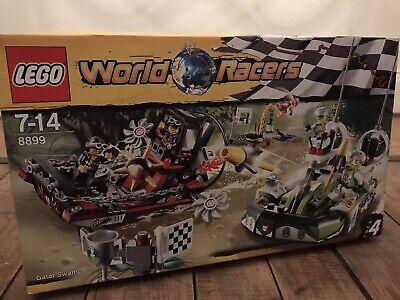 LEGO World Racers Gator Swamp (8899) - BNIP
