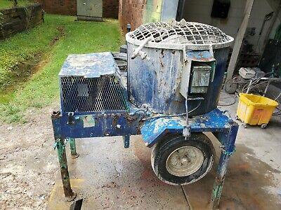 Imer 240 8.5 Cu Ft Cement Mixer
