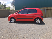 Hyundai Getz 121000km 05 Angle Vale Playford Area Preview