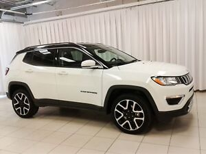 2017 Jeep Compass INCREDIBLE DEAL!! LIMITED 4X4 SUV w/ HEATED LE