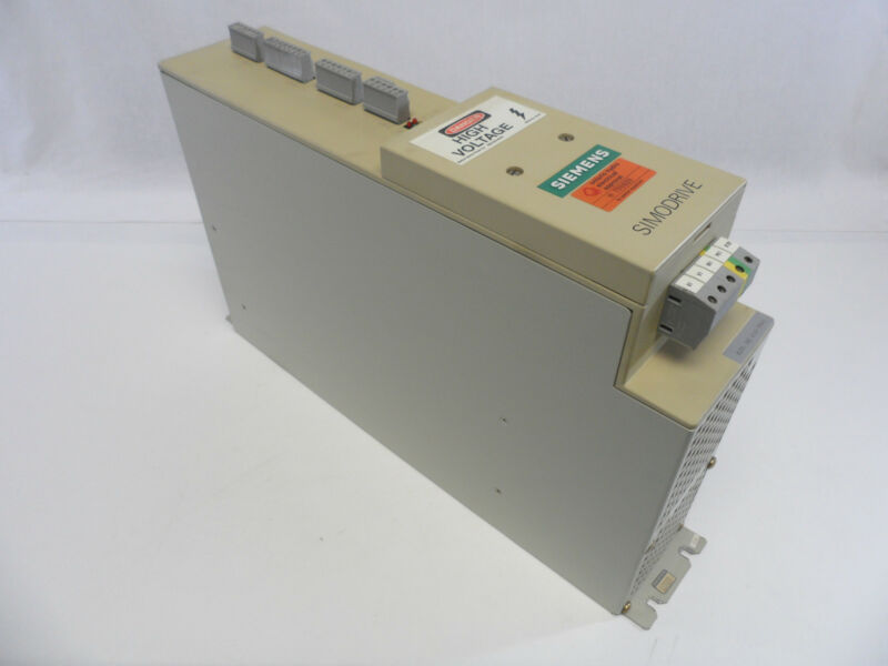 Siemens Simodrive 6sc6110-7va01 , Refurbished And Tested With 60 Days Warranty