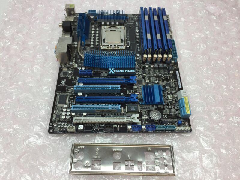 ASUS P6X58D-E LGA 1366 Intel X58 ATX Motherboard w/ i7-975 3.33GHz CPU, 12GB RAM