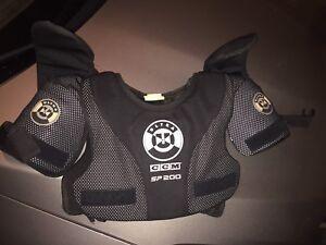 CCM shoulder pads