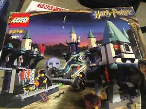 Lego set - Harry Potter Winthrop Melville Area Preview