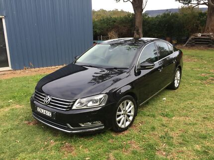 PRICE DROPS $100 per day. 2013 VW Passat 130 TDI Highline Sedan Auto  Jamberoo Kiama Area Preview
