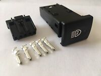 Land Rover Defender heated seat switch /& connector Td4 Tdci Puma MY2007 /> MY2016