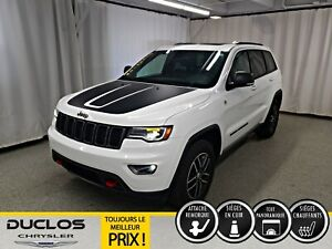 2017 Jeep Grand Cherokee Trailhawk Luxury CAMÉRA GR REMORQ AWD T