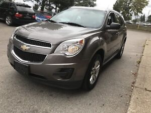 2010 Chevy equinox FWD 4CYLINDOR ONE OWNER