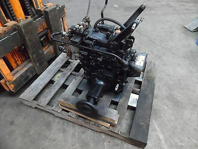JOHN DEERE 755 TRACTOR MOWER 4X2 TRANSMISSION TRANSAXLE WITH HYDRAULIC PUMP