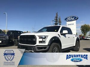 2017 Ford F-150 Raptor RAPTOR - Pro-Trailer Backup - Heated S...