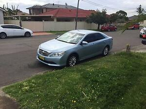 2012 Toyota Aurion Sedan Auburn Auburn Area Preview