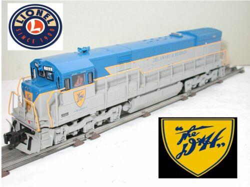 Lionel D&H Delaware & Hudson U30C Rail Sounds Odyssey W/Box 6-28200 2002