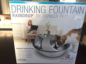 "Fontaine pour Chat ""PioneerPet"""