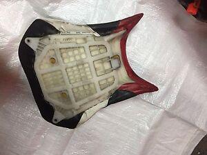 1998/2003 Yamaha R1 custom leather seat Cambridge Kitchener Area image 2