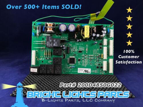 6 Month Warranty - Main Control Board Ge 200d4850g022 / Wr55x10942 Green