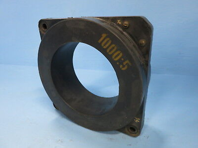 Ge 750x010509 Current Transformer Type Jag-0 Ratio 10005a Ct General Electric