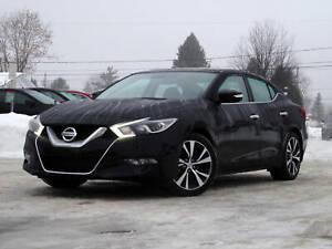 2017 Nissan Maxima PLATINUM + TOIT PANO + CRUISE ADAP. + NA
