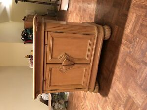 Beautiful Maple end tables for sale