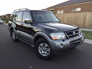 Mitsubishi Pajero NP Exceed GAS & Petrol 148000kms 7 seater Officer Cardinia Area Preview