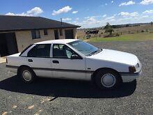 1992 EB falcon sedan 6 cylinder auto Glen Innes Glen Innes Area Preview