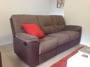 3 piece Lounge Suite Reduced for quick sale!!! & super amart recliner chairs in Sunshine Coast Region QLD ... islam-shia.org