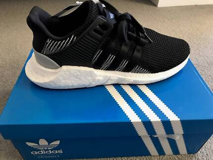 Brand New Adidas EQT93/17 Black US9