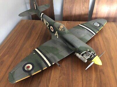 Nitro Rc Plane, Spitfire Os25 Max