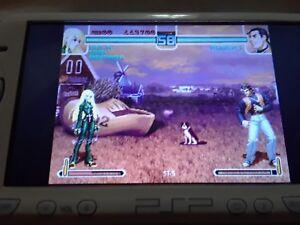 PSP Neo Geo Mini X SD Card Service