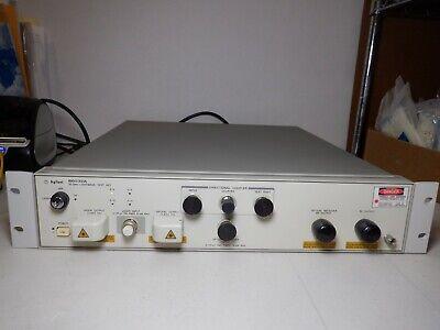 Hp Agilent 86032a 50ghz Lightwave Test Set