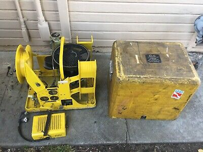 Vintage Cornelius 3000 Psi 3 Phase 130r2101 1958 Parts Or Restoration Project