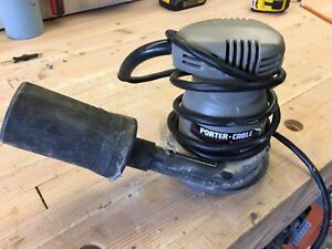 Porter and cable orbital sander