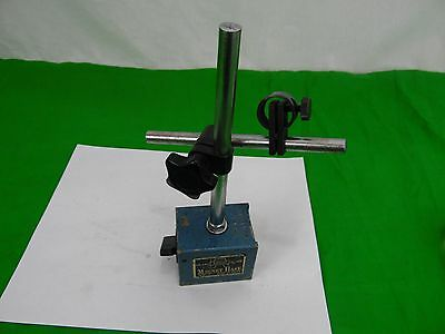 Arch Magnetic Mb-f Indicator Base With Rod Post Arm Milling Machining Machine