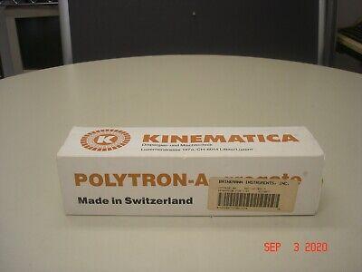 New In Box Kinematica Polytron Pta 7 Ec Aggregate Homogenizer Generator