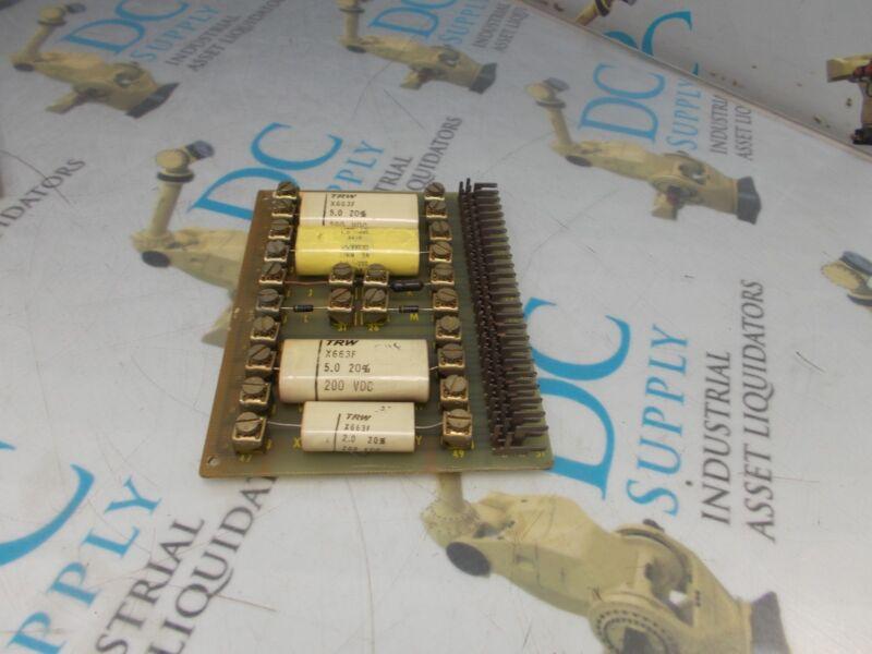 GE FANUC IC3600SCBC1A PRINTED CIRCUIT BOARD