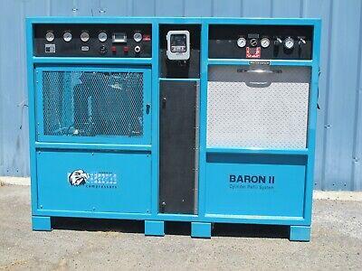 Scuba Scba Air Breathing Compressor 5000 Psi Eagle Compressor Baron Ii