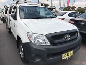 2009 Toyota Hilux Auto Ute Lansvale Liverpool Area Preview