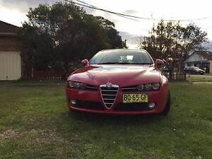 2007 Alfa Romeo 159 Sedan Chester Hill Bankstown Area Preview
