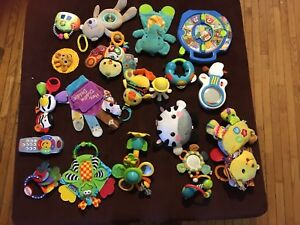 Baby/toddler toys and teething toys