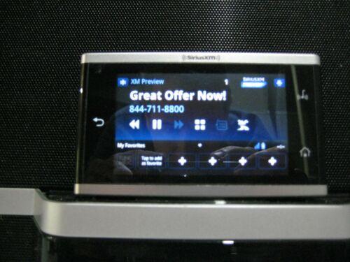 Sirius XM Lynx Portable Satellite Radio Bluetooth SiriusXM